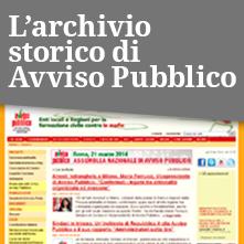 L'archivio storico di Avviso Pubblico