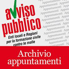 Archivio appuntamenti