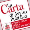 Carta di Avviso Pubblico: aderiscono tre amministratori dei Municipi di Roma e un consigliere del Comune di Pisa