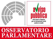 Avviso Pubblico | Osservatorio Parlamentare
