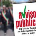 Protocollo d'intesa per la gestione dei beni sequestrati e confiscati: Avviso Pubblico presente all'incontro di Bologna