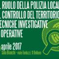 Tecniche investigative ed operative: il 20 aprile, a Belluno, ultimo Modulo di formazione per la Polizia Locale