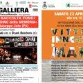 Intitolazione Area a vittime innocenti delle mafie e Raccolta fondi: le due iniziative di Galliera del 22 aprile