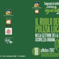 Il 18 ottobre a Treviso il I° modulo di Formazione rivolto alla Polizia Locale nella gestione della sicurezza urbana