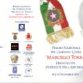 """Premio Nazionale per l'Impegno Civile """"Marcello Torre"""": Pagani (Sa), 10-11 dicembre"""