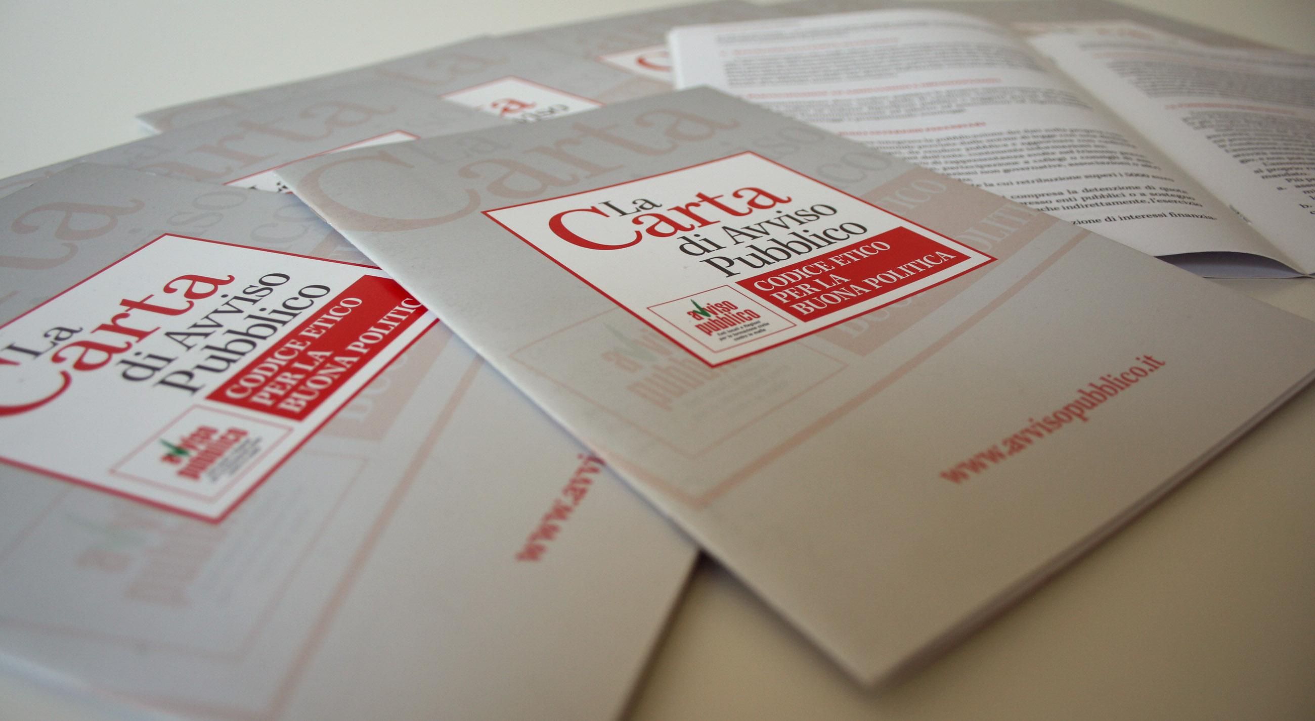 Carta di Avviso Pubblico: 23 consiglieri del Comune di Viterbo aderiscono al nostro codice etico