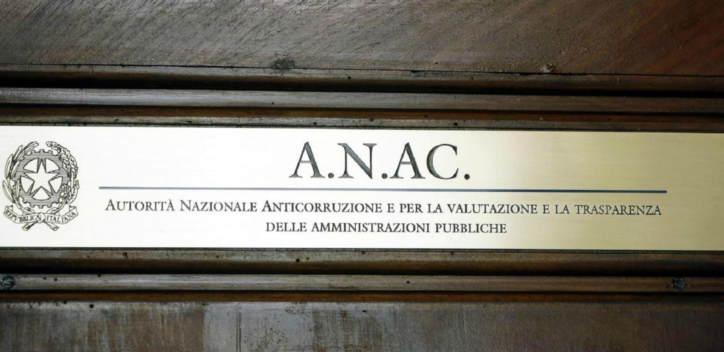 """Appalti e contratti pubblici, nota dell'ANAC: """"Numeri in forte crescita nell'ultimo quadrimestre del 2019"""""""