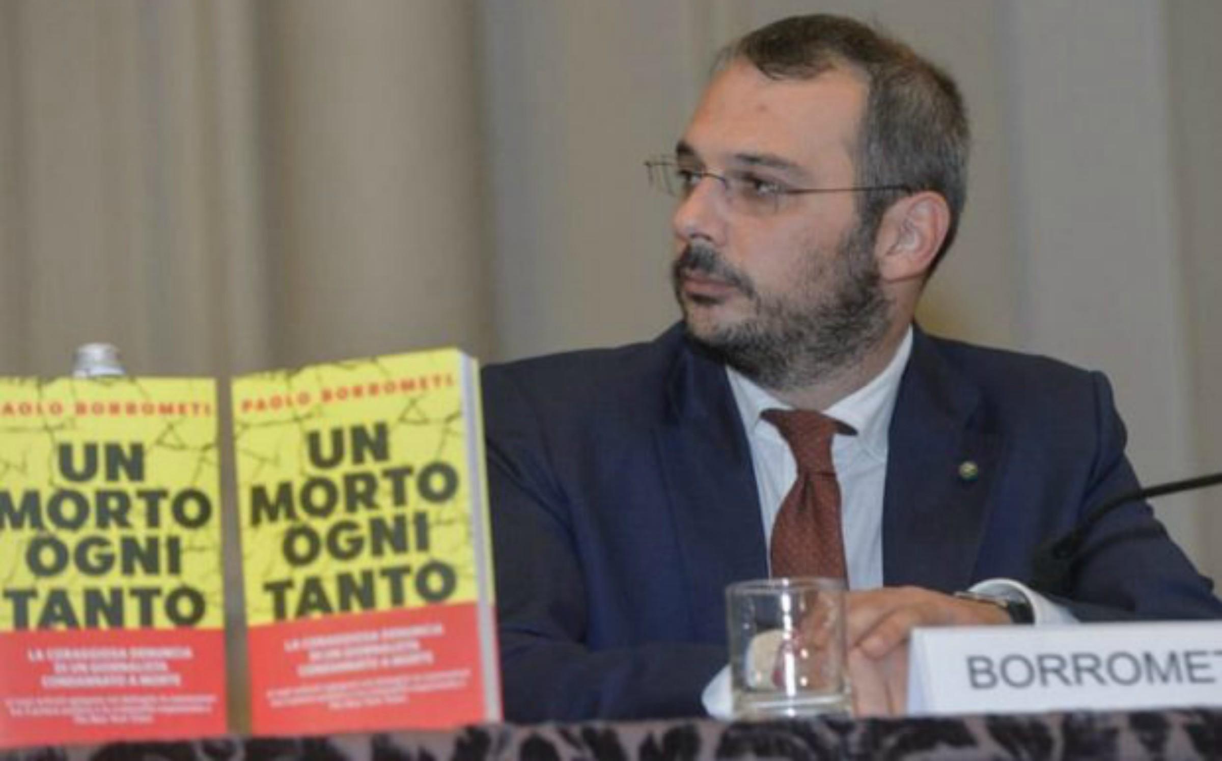 Nuova intimidazione al giornalista Paolo Borrometi. Il comunicato di Avviso Pubblico