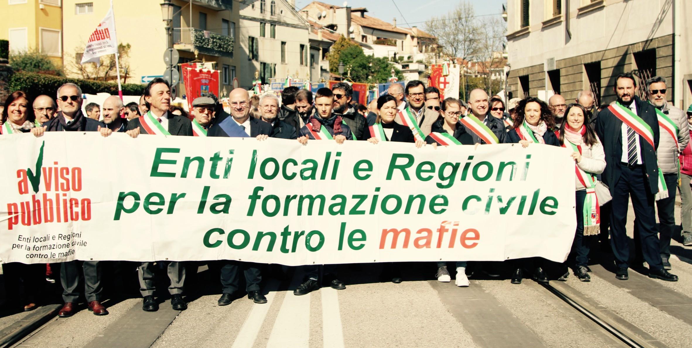 50mila persone a Padova e un milione in tutta Italia per la Giornata nazionale della Memoria e dell'Impegno in ricordo delle vittime delle mafie