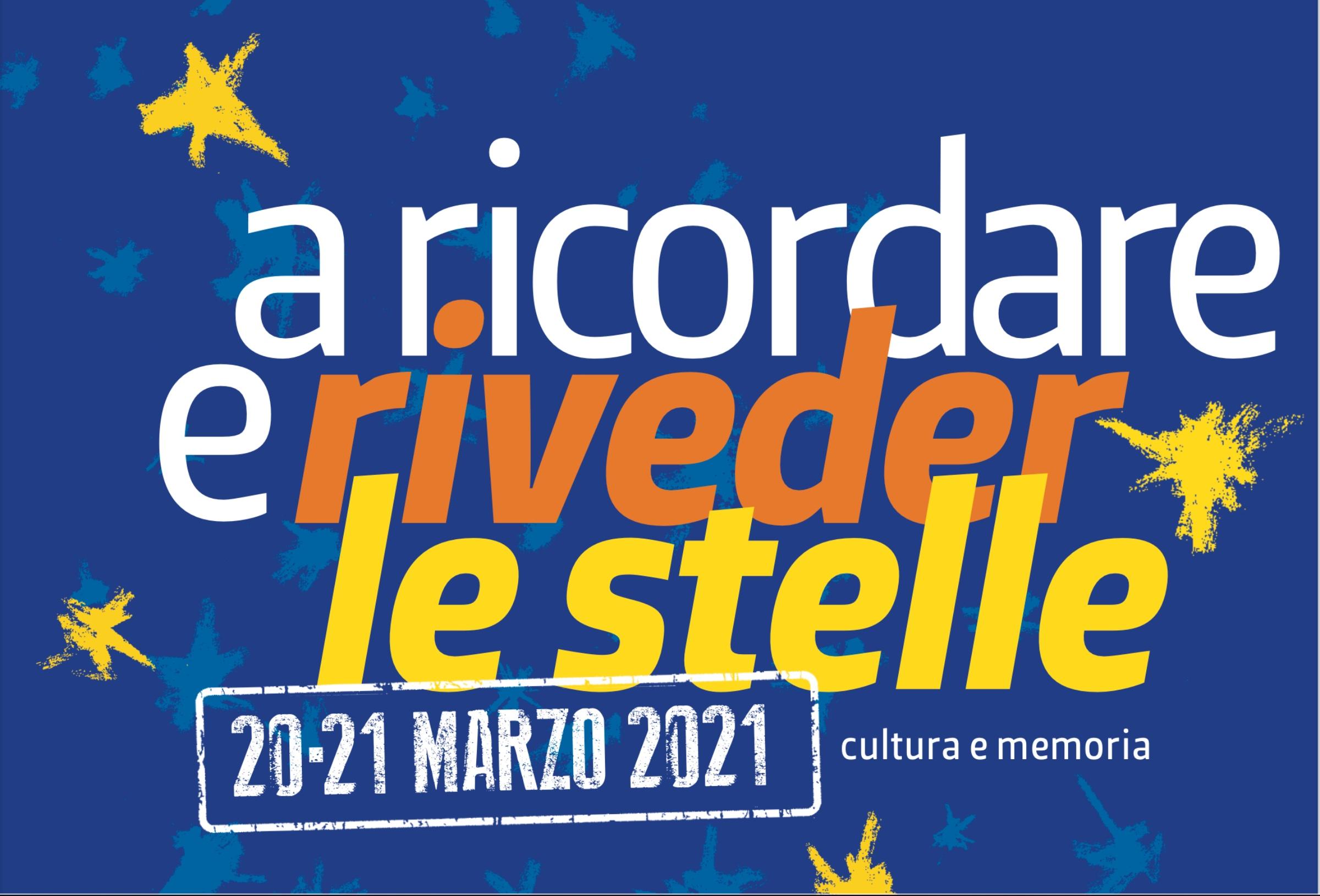 XXVI GIORNATA DELLA MEMORIA E DELL'IMPEGNO IN RICORDO DELLE VITTIME INNOCENTI DELLE MAFIE: IL 20 MARZO, IN TUTTA ITALIA