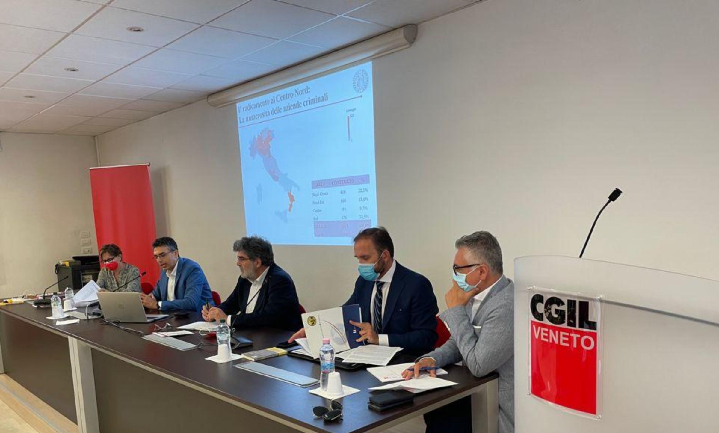"""""""Mafie ed Economia in Veneto: quale prevenzione al tempo del Covid?"""": il resoconto del seminario promosso da Filctem Cgil in collaborazione con Avviso Pubblico"""